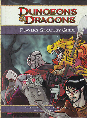 Dungeons & Dragons (4th Ed.): Player's Strategy Guide