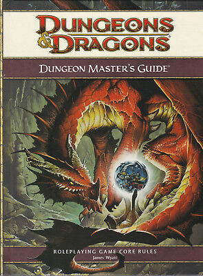 Dungeons & Dragons (4th Ed.): Dungeon Master's Guide