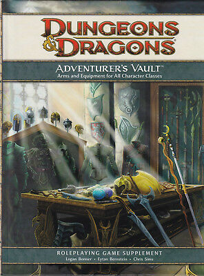 Dungeons & Dragons (4th Ed.): Adventurer's Vault