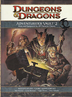 Dungeons & Dragons (4th Ed.): Adventurer's Vault 2