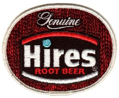 Vintage Hires Root Beer Sew On Patch