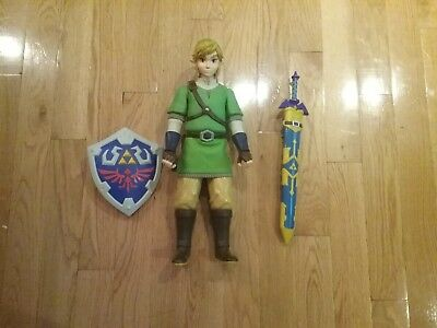 "World of Nintendo The Legend of Zelda Link 20""  Figure"