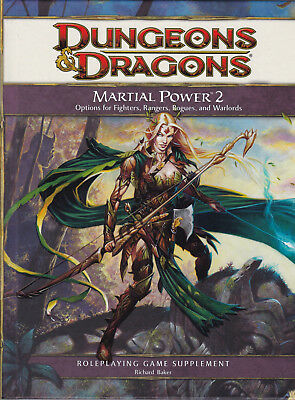 Dungeons & Dragons (4th Ed.): Martial Power 2