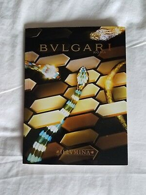 Bvlgari Rare Serpenti Paperback Note book - Collectors Item