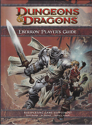 Dungeons & Dragons (4th Ed.): Eberron Player's Guide