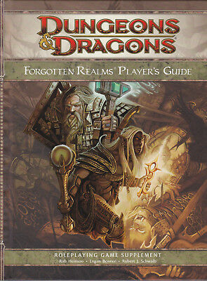 Dungeons & Dragons (4th Ed.): Forgotten Realms Player's Guide