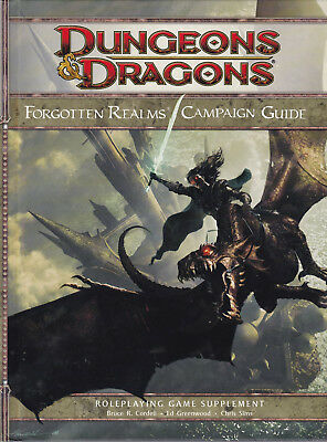 Dungeons & Dragons (4th Ed.): Forgotten Realms Campaign Guide