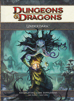 Dungeons & Dragons (4th Ed.): Underdark