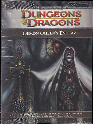Dungeons & Dragons (4th Ed.): Demon Queen's Enclave