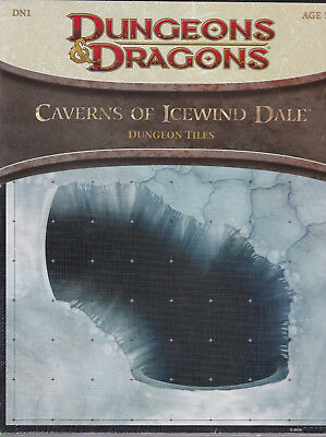 Dungeons & Dragons (4th Ed.): Dungeon Tiles - Icewind Dale