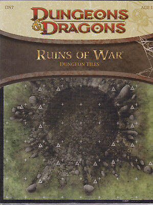 Dungeons & Dragons (4th Ed.): Dungeon Tiles - Ruins of War
