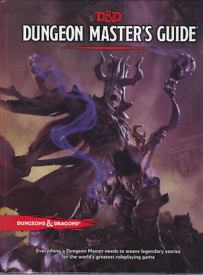Dungeons & Dragons (5th Ed.): Dungeon Master's Guide