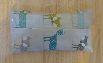 Foxy Fox PVC Baby Wipes, Wet Wipes Case/Cover