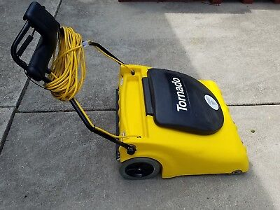 """TORNADO Industries COMMERCIAL WIDE AREA VACUUM 30"""" Cleaning Path"""