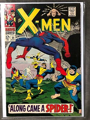 The X-Men #35 (Aug 1967, Marvel)