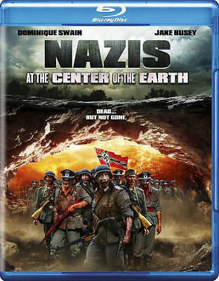 Nazis at the Center of the Earth (Blu-ray Disc, 2012) Brand New DVD