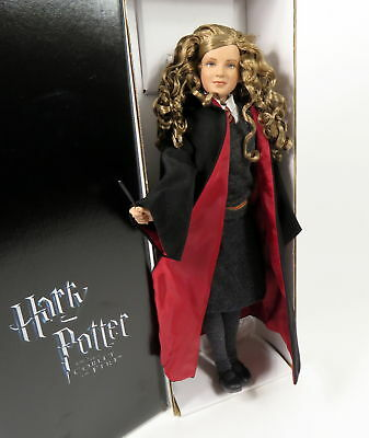 "Tonner Harry Potter Doll 16"" Hermione Granger At Hogwarts In Box Goblet On Fire"