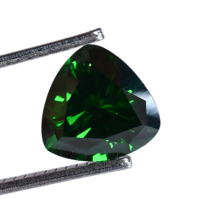 7.90Ct HUGE UNIQUE RARE ! STUNNING FIRE 100%NATURAL GREEN COLOMBIAN EMERALD