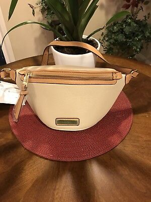1fa7d43ee49414 ADRIENNE VITTADINI THE Signature Collection Belt Fanny Pack Bag NWT ...