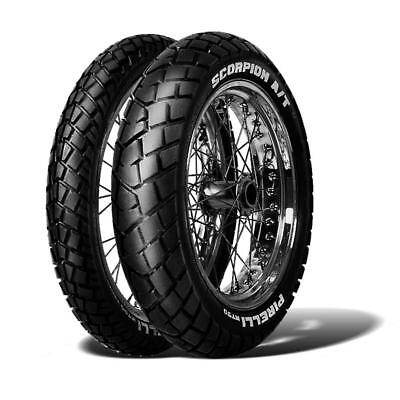 Pirelli Scorpion Mt 90 A/t Front Motorcycle Tyre 80/90-21 48S #61-100-51