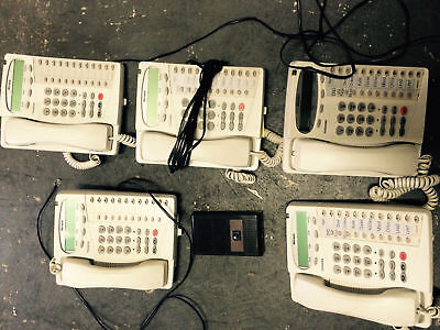 Toshiba Strata CX28 Telephone System, Handsets, Door Station Melbourne Australia