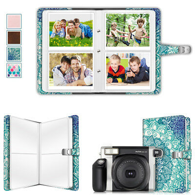 Fintie Photo Album for Fujifilm Instax Wide 300 Polaroid OneStep 2-64 Pockets
