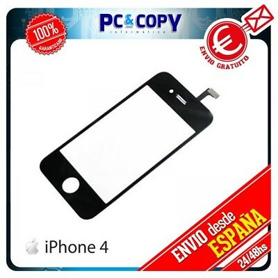 Pantalla Tactil Para Reparar Iphone 4 4G 4S Negro Cristal Touch Screen A+ Nueva