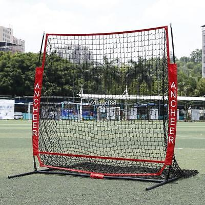 5 x 5ft Baseball Strike Zone Net & Frame Practice training Batting Softball NEU@