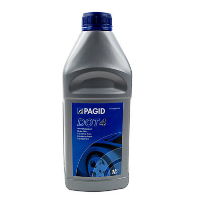 Pagid Dot 4 Brake  & Clutch Fluid 1L (1 Litre)