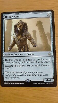 MtG Hollow One Magic the Gathering Hour of Devastation CCG