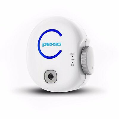 Plixio Plug In Adjustable Ionic Air Purifier Professional Grade Odor Eliminator