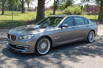 2015 BMW 7-Series Alpina B7 2015 BMW Alpina B7 *1 Owner* Only 1200 Miles