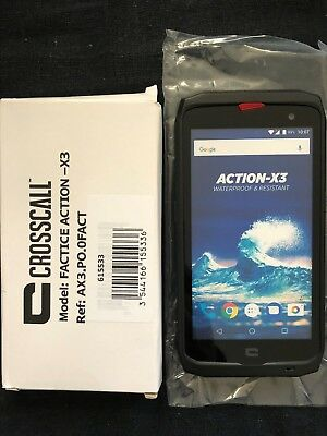 Telephone FACTICE neuf Smartphone CROSSCALL ACTION X3