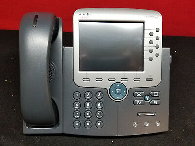 Lot of 10 - CISCO CP-7975G 7975G VOIP IP Office Phone - 400+ Available