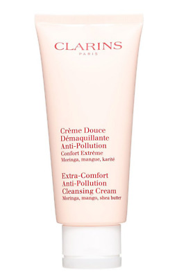 Clarins Extra-Comfort Anti-Pollution Cleansing Cream Gesichtsreinigung neu