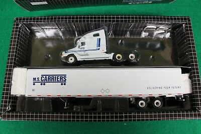 Cast Pem 1 64 Scale Semi Truck Tractor Trailer Ms Carriers M75023