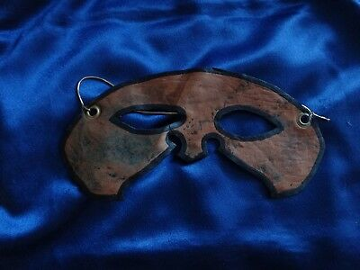 "ULTRA RARE Prop Mask from the Hercules EP ""City Of The Dead"" – Xena"