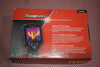 Snap On Tools EETH300 Auto Diagnostic Thermal Imager Scanner BRAND NEW