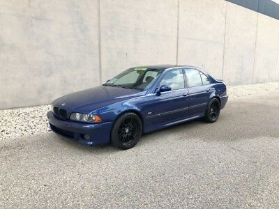 M5  2001 BMW M5 like M3 E55 E63 Gorgeous Color !  Desirable, Collector - GREAT BUY !