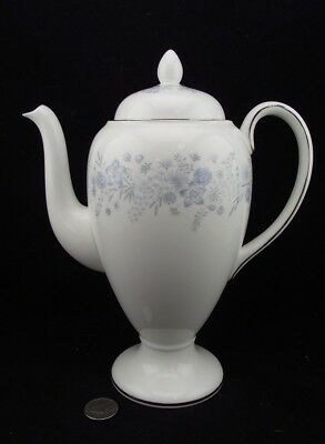 WEDGWOOD BELLE FLEUR COFFEE POT  or SERVER WITH LID