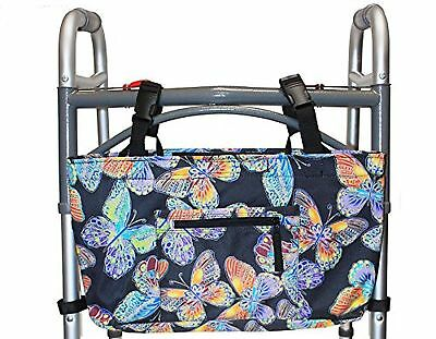 RMS Walker Bag with Soft Cooler Water Resistant Tote, New