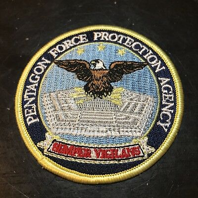 Pentagon Force Protection Agency Patch