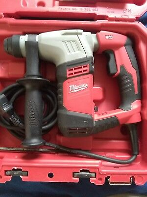 "Milwaukee 5/8"" SDS PLUS ROTARY HAMMER"