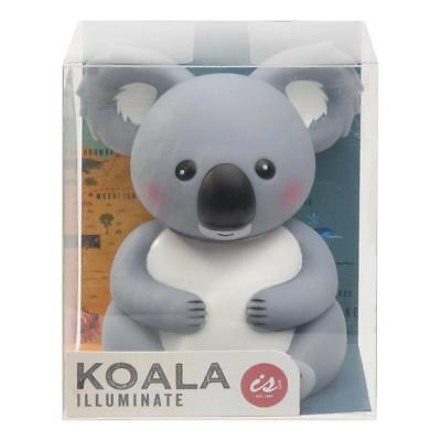 NEW Illuminate LED Koala Lamp Childrens Night Light