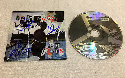 88 Fingers Louie The Dom Years CD Signed Punk Rock Rise Against Autographed