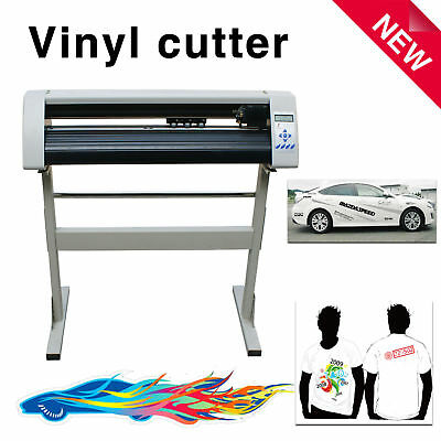 "24"" RS720C Redsail Vinyl Sign Sticker Cutter Plotter Cutting Machine With Stand"