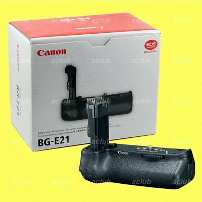 Genuine Canon BG-E21 Battery Grip for LP-E6 LP-E6N EOS 6D Mark II Mk 2