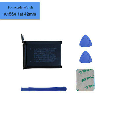 NEW A1579 battery FOR Apple Watch Series 0/1/2 42mm 3.8V A1579 Li-ion