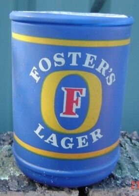 Fosters Lager Can/Stubby Holder Pre Loved Holder