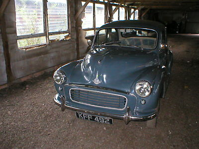 1956 Morris Minor 1000  Nice Original Condition